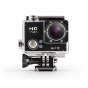 Auna ProExtrem WiFi Slim acțiune Camera Full HD de 12 MP HDMI SD Acumulator Underwater