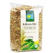 Cereale bio - amestec 6 cereale