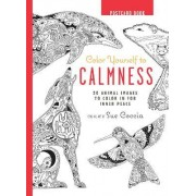 Color Yourself to Calmness Postcard Book by Cico Books