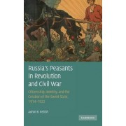Russia's Peasants in Revolution and Civil War by Aaron B. Retish