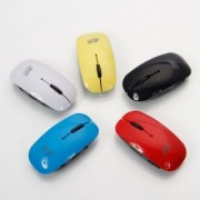 High Quality Mouse Shaped Mp3 Player Support TF Card (Assorted Colors)