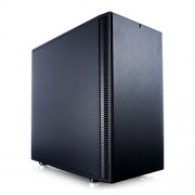 Fractal Design FD-CA-DEF-MINI-C-BK Define Mini C Case per PC, Nero