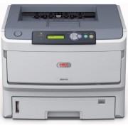 Imprimanta laser alb-negru OKI B840dn, A3, 40 ppm, Retea + Jucarie Fidget Spinner OEM, plastic (Albastru)