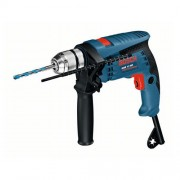 Masina de gaurit cu percutie Bosch GSB 13 RE, 600 W, 13 mm