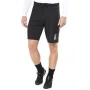 100% Draft Athletic shorts zwart S 2017 Shorts & broeken