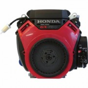 Honda Engines V-Twin Horizontal OHV Engine with Electric Start (688cc, GX Series, 1 Inch x 2 29/32 Inch Shaft, Model: GX630RHQZB3)