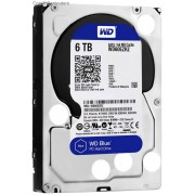 "Western Digital Blue 6TB 3.5"" SATA3(6Gb/s) Internal Hard Drive"