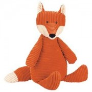 Jellycat Unisex Soft toys Multi Cordy Roy Fox Medium