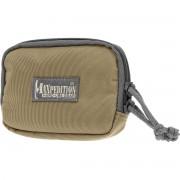 "Maxpedition 3"" x 5"" Zipper Pocket Khaki"