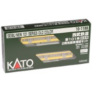 2 both hematopoietic top car set N Scale 10-1188 Seibu new 101 system old paint color (japan import)