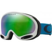 Oakley A-FRAME 2.0 Snowboardbrille in oxide legion blue/prizm jade iridium, Größe: M