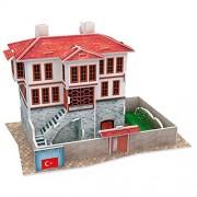 Cubicfun 3D Puzzle - Turkiye Flavor Folk House 2 - W3105H