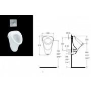 Urinal Vidima seria SevaMix cu alimentare prin perete