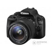 Aparat foto Canon EOS 100D (cu obiectiv 18-55mm IS STM), negru