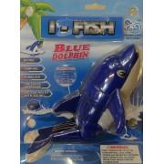I-Fish vizben úszó motoros hal- delfin és gyilkos bálna - Gyerek játék