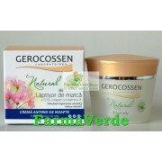 Gerocossen Crema antirid de noapte cu laptisor de matca 50 ml