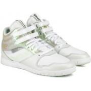 Reebok Urlead Mid Se Dance Shoes(Multicolor, White, Silver)