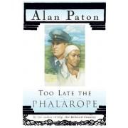 Too Late Phalarope by Paton