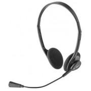 Casti cu Microfon Trust Primo HS-2100 (Negre)