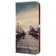 Capa tipo Carteira Glam para Samsung Galaxy S8+ - Cais