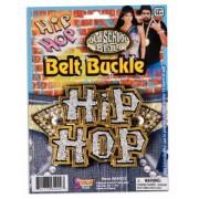 Forum Novelties Inc. Hip Hop accesorio de hebilla de cinturón
