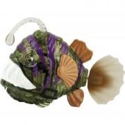 Robo Fish Deep Sea Anglerfish Grün