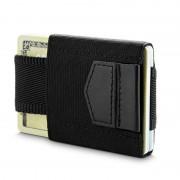 Minimalist Slim Wallet Men Women Mini Wallets Small Business Drivers License ID Organizer Badge Porte Carte Credit Card Holder