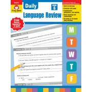 Daily Language Review Grade 6+ by Evan-Moor Educational Publishers