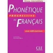 Phonetique Progressive Du Francais: Livre by Lucile Charliac