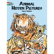Animal Hidden Pictures by Cheryl Nathan