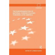 The Europeanization of National Foreign Policies Towards Latin America by Lorena Ruano