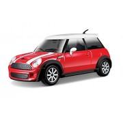 Bburago 1:24 Mini Cooper S, Red
