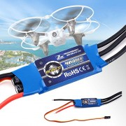 Generic AL 40A 5V Programmable Brushless ESC Speed Controller Quad-copter Multicopter remote helicopter radio controlled A676