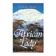 African lady - Barbara Wood - Livre