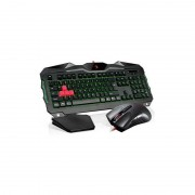 Kit tastatura si mouse A4Tech B2100 Black