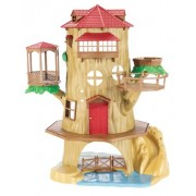 Calico Critters Country Tree House by Calico Critters