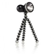 Joby GorillaTorch Original 100 gri - kit lampa si minitrepied flexibil FL1-01AM