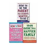 How to Talk to Teens Series 2: Happier Family & Parenting Guide X 3 Books Collection Set (Child Discipline books)
