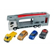 The! Carrier car set Play with Tomica Tomica Gift (japan import)