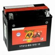 Banner YTX12-BS 12V 10Ah motorkerékpár akkumulátor
