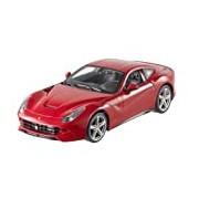 Hotwheels Heritage 1:18 Ferrari F12 Berlinetta Rosso Die Cast Model