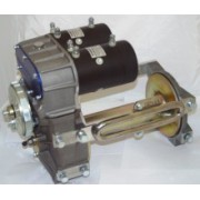 Troliu competitie: Gigglepin4x4 - GP80-MK5 cu 2 motoare BOW Motor I de 5.6CP