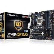 GA-H170M-D3H DDR3