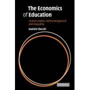 The Economics of Education by Daniele Checchi