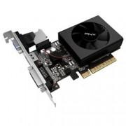 PNY - GF GT 730 2GB DDR3 PCI-E DVI-D HDMI VGA IN - GF730GTLP2GEPB