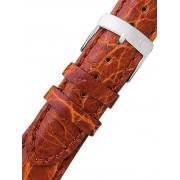 Morellato A01U0518339041CR18 maro Alligator Curea 18mm
