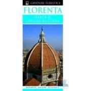 Florenta - Harta si ghid de buzunar