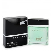 Presence For Men By Mont Blanc Eau De Toilette Spray 1.7 Oz