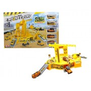 Construct Engineering, A Perfect Construction Theme Watch The Youngster Get Overboard With The Constructional Set Up; Let Them Drive The Trucks And Wipe The Sweat Off In An Engineer Pretend!