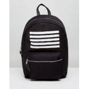 New Look Черный рюкзак в полоску New Look - Черный